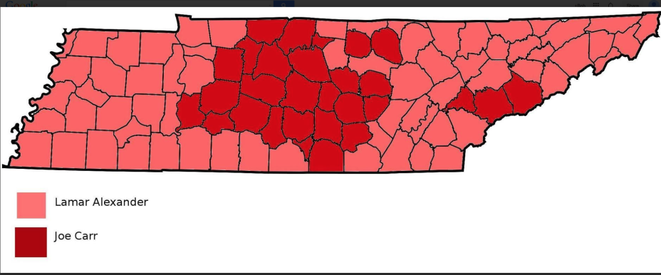 Alexander loses his home county. Plus 28 others.