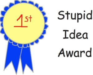 StupidAward