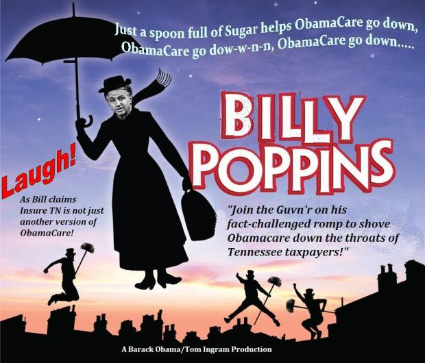 Billy Poppins 3