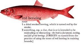 Red Herrings and Logos