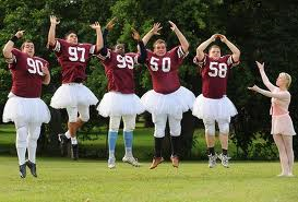 Crimson Tide defensive line