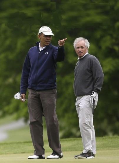 Corker Obama