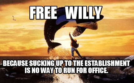Free Willy meme