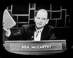 """Mr. Slatery, Sen. McCarthy is holding on line 3..."""