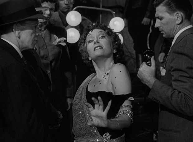 Norma Desmond, call your publicist.